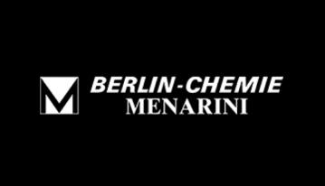 Berlin Chemie MENARINI logotipas