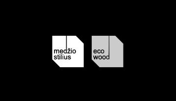 Medzio stilius logotipas
