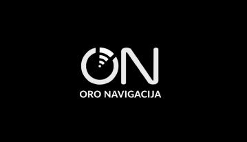 Oro navigacija logotipas