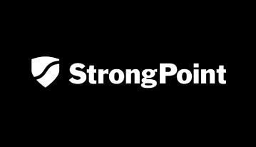 StrongPoint logotipas