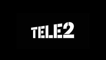 TELE2 logotipas